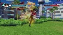 DragonBall Xenoverse : Goku [SSJ4] V.S Vegeta [SSJ4]