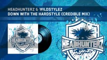 Headhunterz & Wildstylez - Down With The Hardstyle (Credible Mix) (HQ Preview)