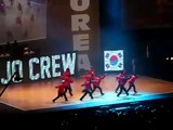 Jinjo Crew Show - BOTY 2010 International