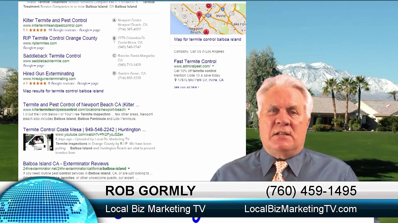 Video Marketing Advice For Palm Desert Small businesses From Local Biz Marketing TV (760) 549-1…