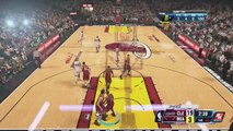 Will the Dwyane Wade vs Denny Tice Rivalry HEAT Up? Game 2 EC Finals - NBA 2K14 XB1 My Career