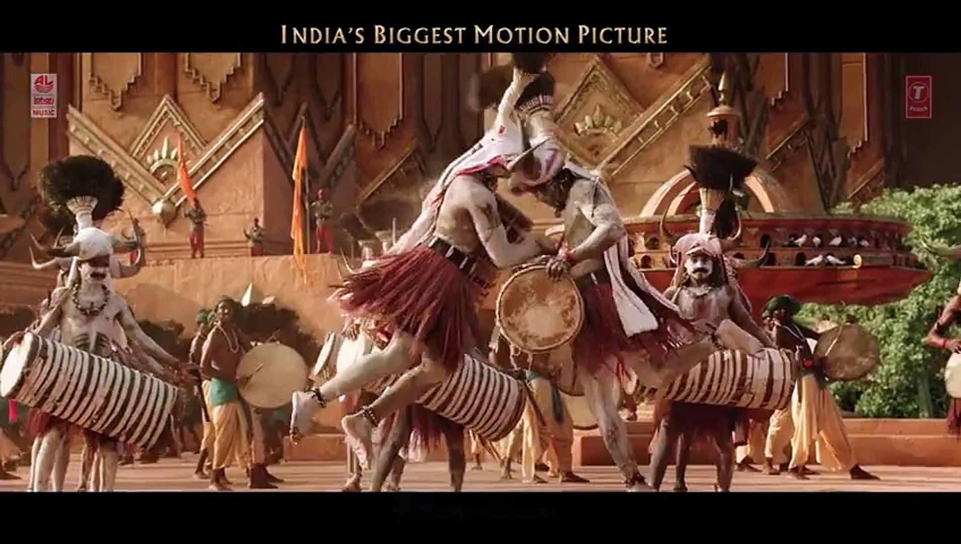 Mamatala Talli Video Song __ Baahubali (Telugu) __ Prabhas_ Rana Daggubati_  Anus