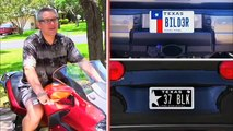 My Plates, My Story - 1EARUP Personalized License Plate