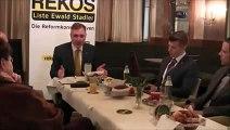Europaparlament : Österreicher wütet gegen Steinmeier und Merkel und Rußland -Lügen
