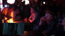 Battle of Castle Black / Jon Snow & Ygritte Reactions at Burlington Bar