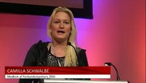 S-kongres: Tale ved Camilla Schwalbe