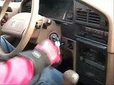 Mad Cow Subaru Gymkhana rally drift racing Ken Block tribute