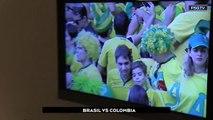 Brésil-Colombie avec Lucas et Marquinhos !