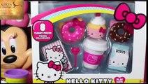 Play Doh Hello Kitty Donuts キャラクター練り切り ハローキティ Mi