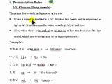 Japanese Pronunciation rules: Pronunciatin Rules: - Choo-on - Soku-on - Yoo-on - Devoiced vowels