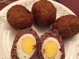 SCOTCH EGGS BY SEHAR SYED