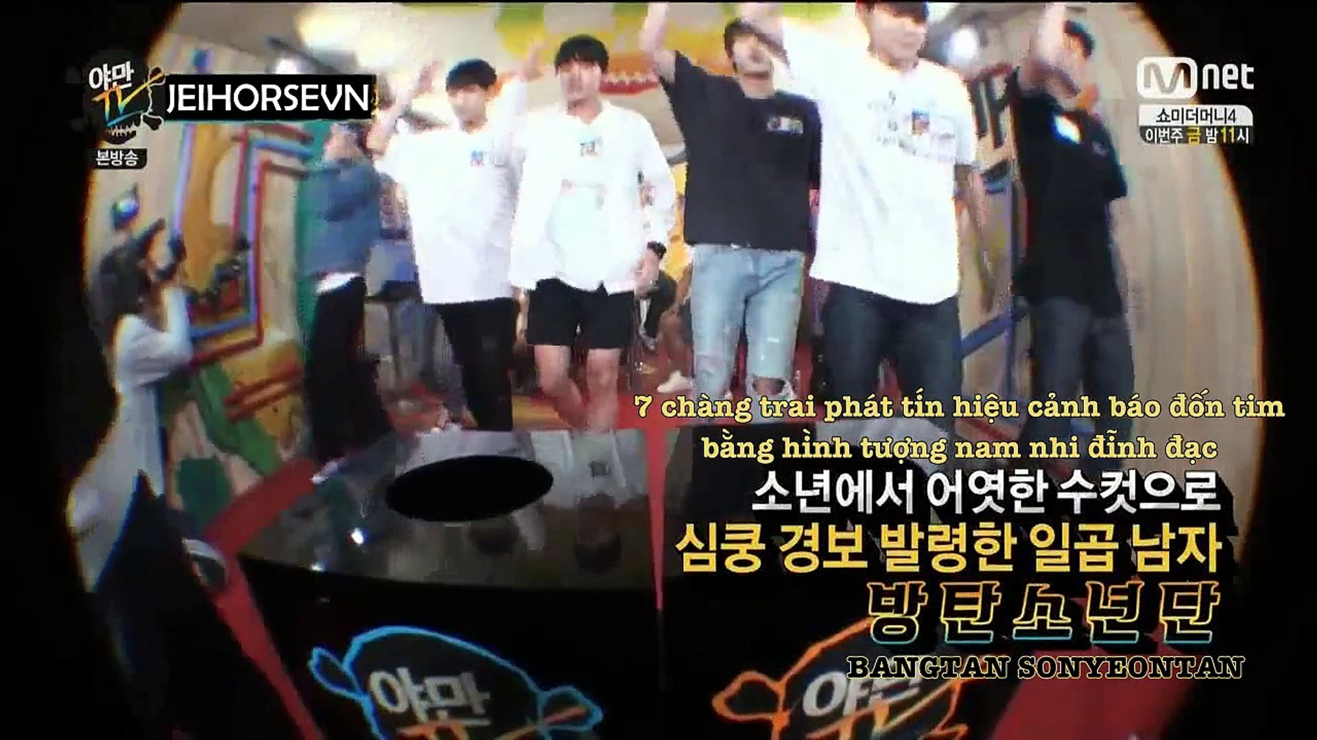 [Vietsub] [HORSIE TEAM] [150622] 방탄소년단 (BTS) @ Yaman TV (pt. 1)