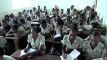 Le collège Bethesda, Hinche, Haïti