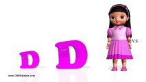 Phonics Song 2 - 3D Animation - English Nursery rhymes - 3d Rhymes -  Kids Rhymes - Rhymes for childrens