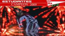Cruzeiro 1 - Estudiantes 2. Copa Libertadores 2009. Estudiantes Campeón. HD