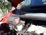2011 Jeep Patriot transmission overheating problem - video