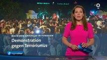 Nach Anschlag in Tunesien: Demonstration gegen Terrorismus