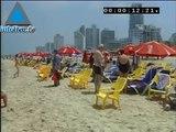 Journée détente sur les plages de Tel Aviv