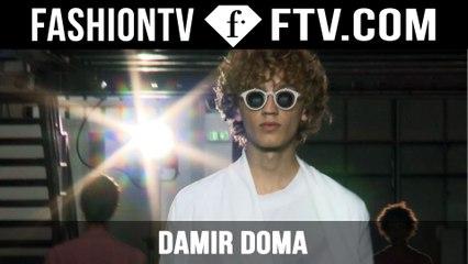 Damir Doma Show Spring/Summer 2016 | Milan Collections: Men | FashionTV