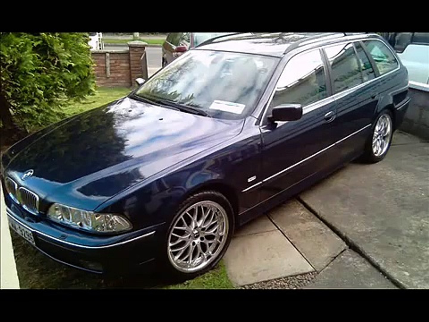 Bmw E39 530d Tuning Video Dailymotion