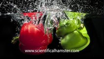 High-Speed Photography Tutorial with Splashes and Flashes