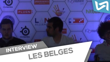 ESWC.fr : Interview see you at the top et Dead Pixels