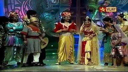 Vijay Tv Show Enga Veetu Chellam 28-06-15  Part 1