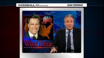 Jon Stewart Mit Romney Jeff Foxworthy