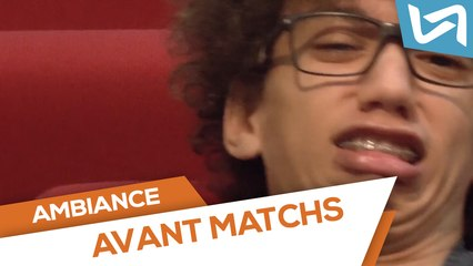 ESWC.fr : Ambiance du dimanche matin