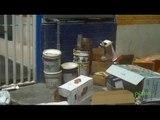 Aversa (CE) - Via Gemito, chi controlla il deposito dei rifiuti? (27.06.15)