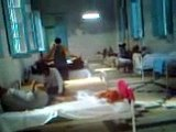 Condiciones en el hospital Vilardebó