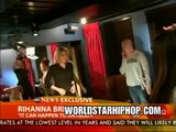 """Rihanna Breaks Her Silence! (Tears Up On When Speaking On Chris Brown Hitting Her) """"F*ck Love"""" NEW"""