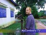 Many farmers and country girls are very shy at Cambodia farms