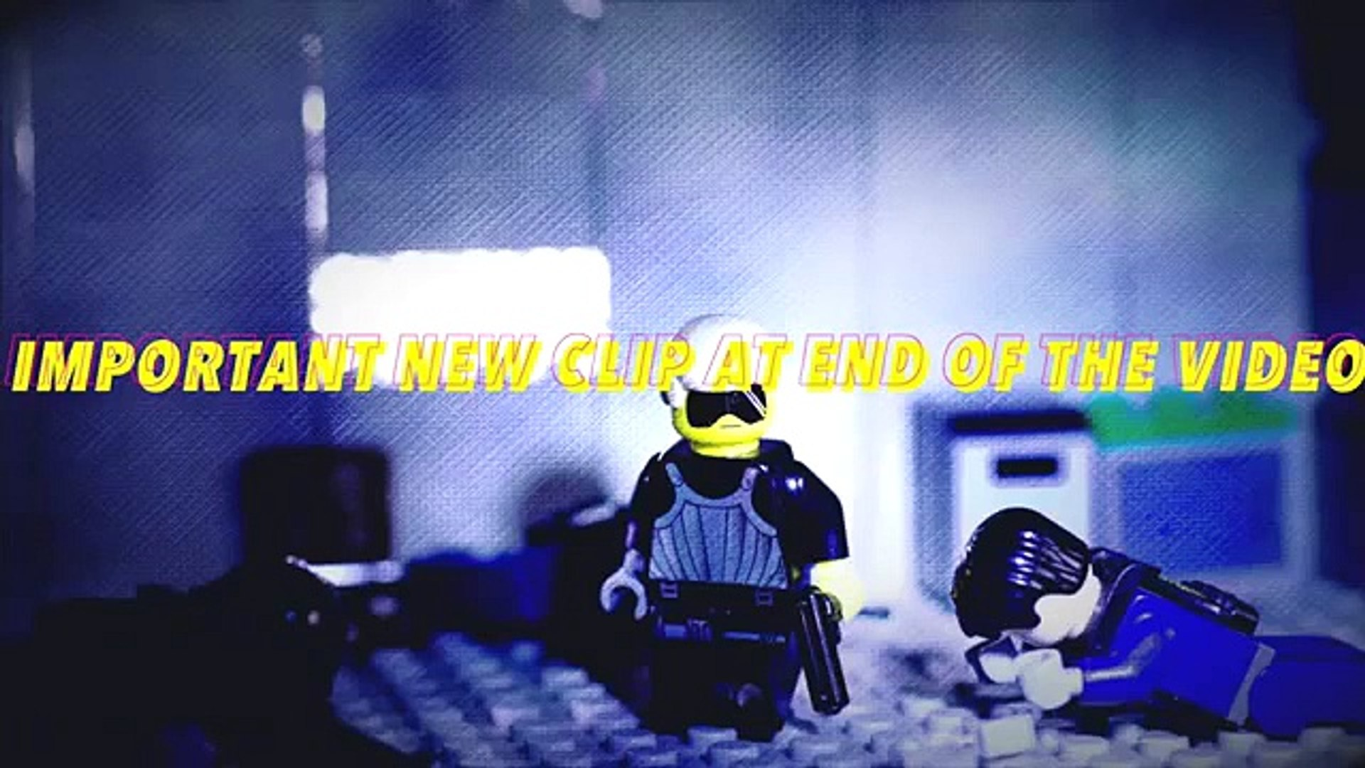 LEGO GAMER SHORT STOP MOTION ANIMATED ACTION FILM mov