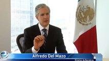 Convención Bancaria 2013: Alfredo del Mazo