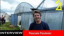 """Pascale Paulmier : """"Notre passion, c'est la terre"""""""