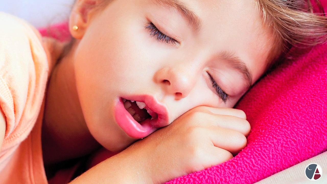 Mouth Breathing in Children, Dentist Dr. Ronald Shelley, Glendale, Arizona