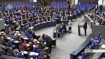 Volker Kauder in der Debatte zur Regierungserklärung