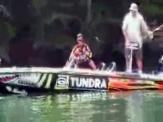 Mike Iaconelli Bass Fishing