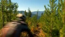 Downhill Mountain Biking with Trent Zoobkoff in Nelson BC Canada