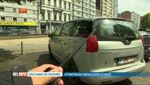 Les voleurs utilisent des brouilleurs d'ondes voleurs pour rentrer dans les voitures