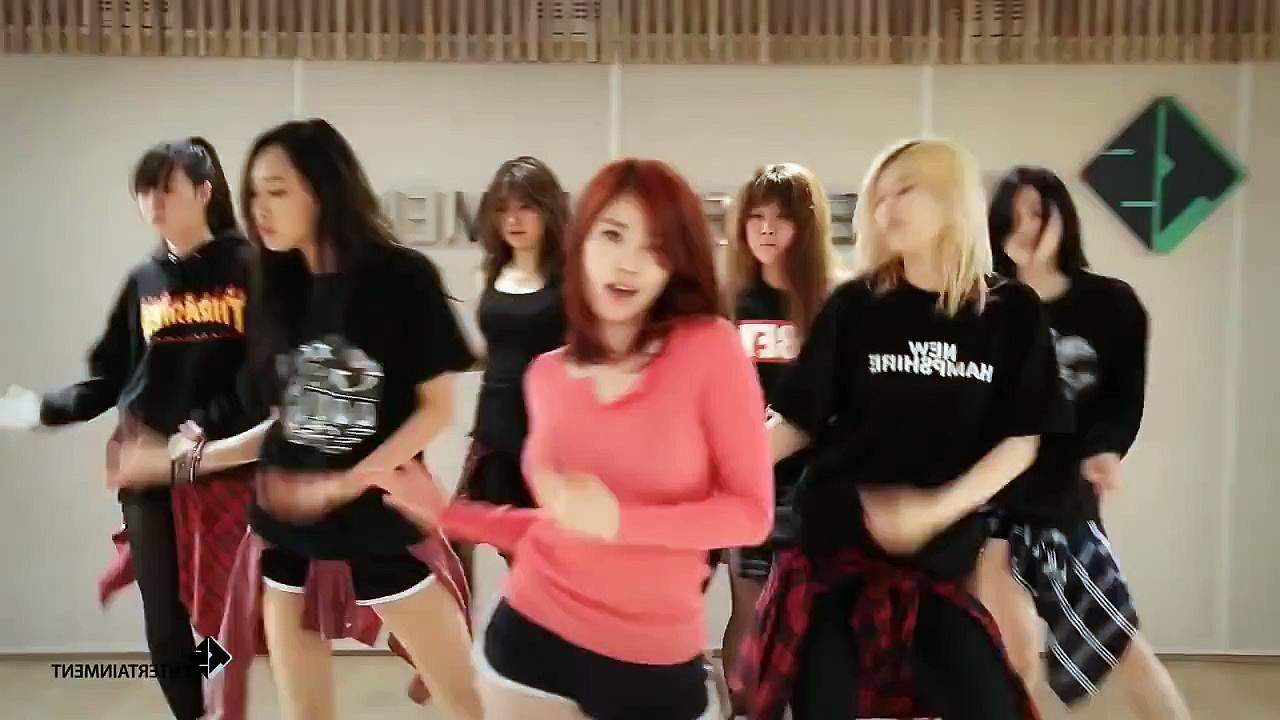 "Jun Hyosung – ""Good-night Kiss"" Dance Practice Ver. (Mirrored)"