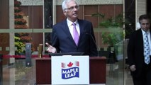 Press Conference - Maple Leaf Foods Announces $395M Investment in Hamilton, Ontario