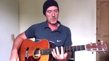BB King - The thrill has gone - Guitar lesson by Joe Murphy