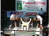 Powerlifting - Ed Coan - Total