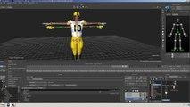 RazzMaDaz/X-pando Pak 1,000 FBX-BVH Motion Capture Files - video