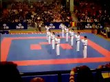 European Championships 2006 Kukkiwon Taekwondo Demonstration- Music Poomsae