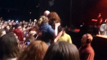 No Fighting - Florence Welch stops the fight (Florence + The Machine in Aberdeen AECC)