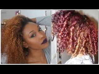 Ma couleur + des cheveux sains colorés et/ou décolorés