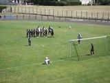 Tournoi u11 seance de penalty pour la 5eme place